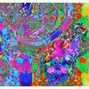 Multicoloured Kaleidoscope (Original)