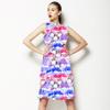 Crayon Flowers (Dress)