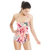 Electric Modern Flowers (Swimsuit)