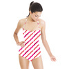 Tiger Tail Diagonals (Swimsuit)