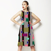 Geometric Print Pattern0002 (Dress)