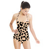 Leopard Print Pattern0008 (Swimsuit)