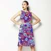 Creased Floral (Dress)