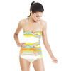 Pastel Oilpaint-Watercolor Kaleidoscope (Swimsuit)