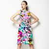 Graphic Floral (Dress)