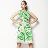536 Ficus Print (Dress)