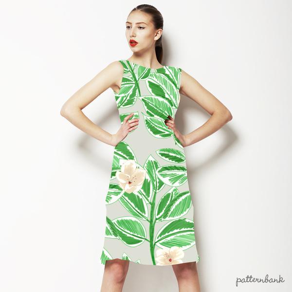 536 Ficus Print