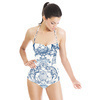 Delft Florish (Swimsuit)