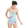 Eroded Floral (Swimsuit)