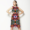 Expressive Drawing Multicolored (Dress)