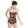 Expressive Drawing Multicolored (Swimsuit)