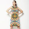 Vintage Mosaic Pattern (Dress)