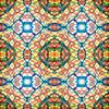 Vintage Mosaic Pattern (Original)