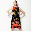 Ikat Flower (Dress)