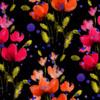 Ikat Flower (Original)