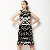 Animal Striped Print (Dress)