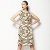 Geometric Repeat Pattern (Dress)