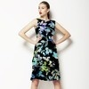 Floral Shadow Pop (Dress)