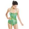 Cacti Print (Swimsuit)