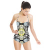 Beauty Geometric Kaleidoscope (Swimsuit)