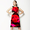 Liquified Rose Repeat (Dress)
