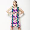 Ethnic Ikat (Dress)