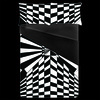 Op Art Optical Illusion (Bed)