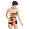 Ethnic Geo (Swimsuit)