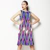 Futuristic Geo (Dress)