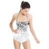 Zebra Scarf Print (Swimsuit)