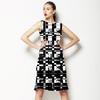 Snake Checkboard (Dress)