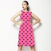 Pink Spot Mix (Dress)