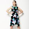 Green Floral (Dress)