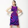 Bright Zebra (Dress)