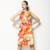 Bright Tropical (Dress)