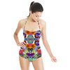 Jungle Tropic Blossom (Swimsuit)