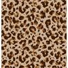 Neutral Leopard Repeat Pattern (Original)