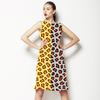 2 Cute Leopard Repeat Patterns (Dress)
