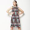 Triangle Checks (Dress)