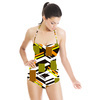 Geometric Pattern 2 (Swimsuit)