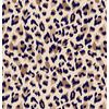 Leopard Repeat Pattern (Original)