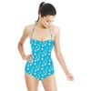 Decorative Swirls (Swimsuit)