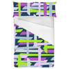 Multicolor Abstract Seamless Pattern. Vector Illustration (Bed)