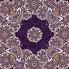Square Paisley Pattern (Original)