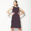 Purple Circles (Dress)