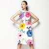 Multi Colour Floral (Dress)