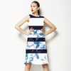 Stripes Flowers (Dress)