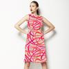 Lipstick Lines (Dress)