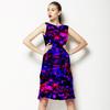 Electric Purple Hues (Dress)