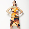 Abstract Retro Pattern (Dress)